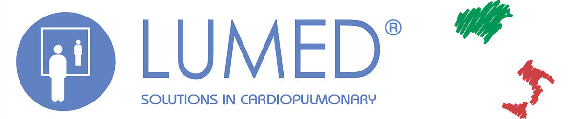 LUMED solutions in cardiopulmonary