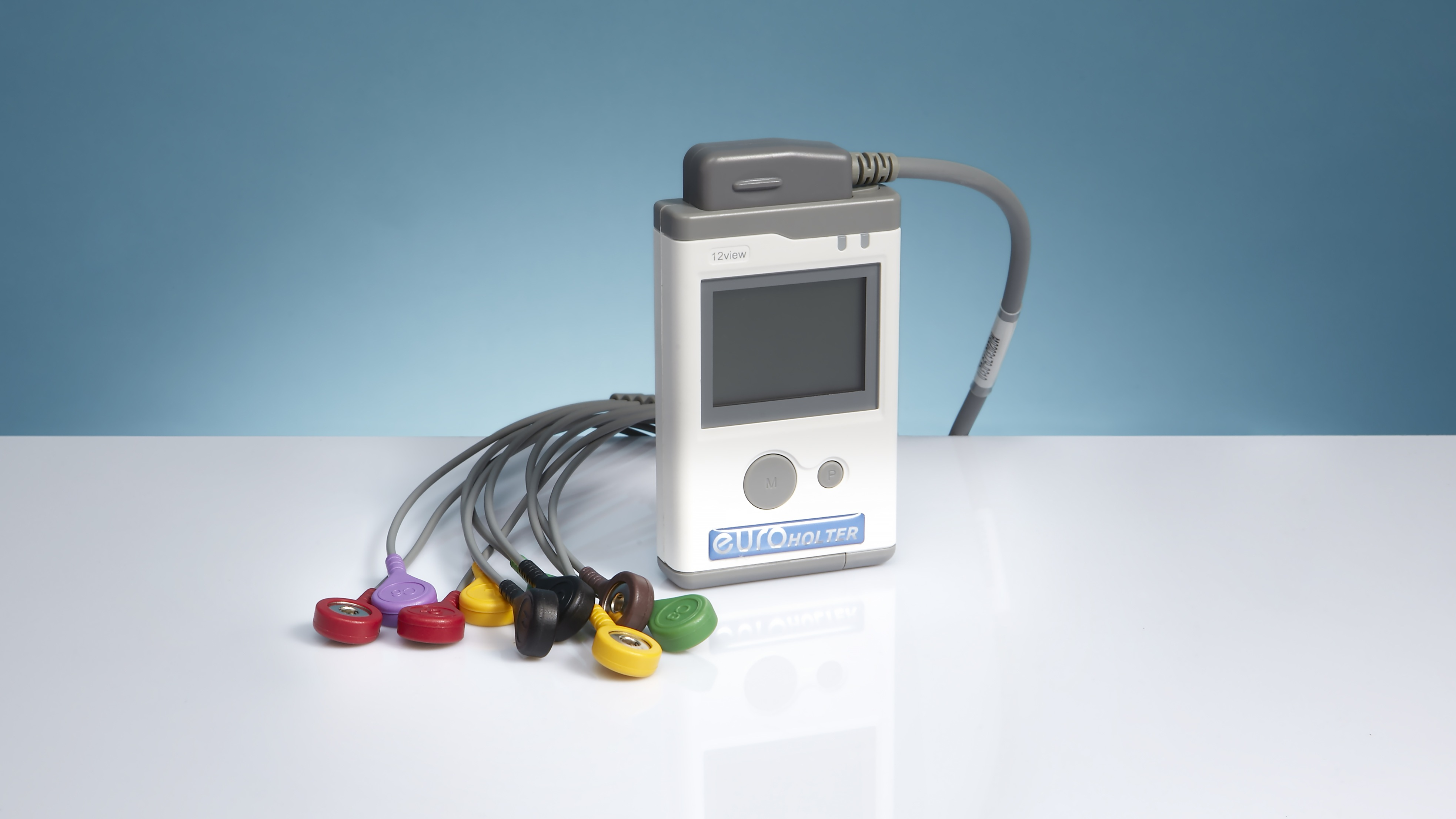 EUROHOLTER 3/12-Channel Holter ECG System