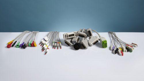 Cavi EUROLINK per Ecg e prova da sforzo