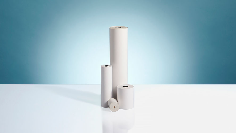 EUROPAPER White Thermal Rolls