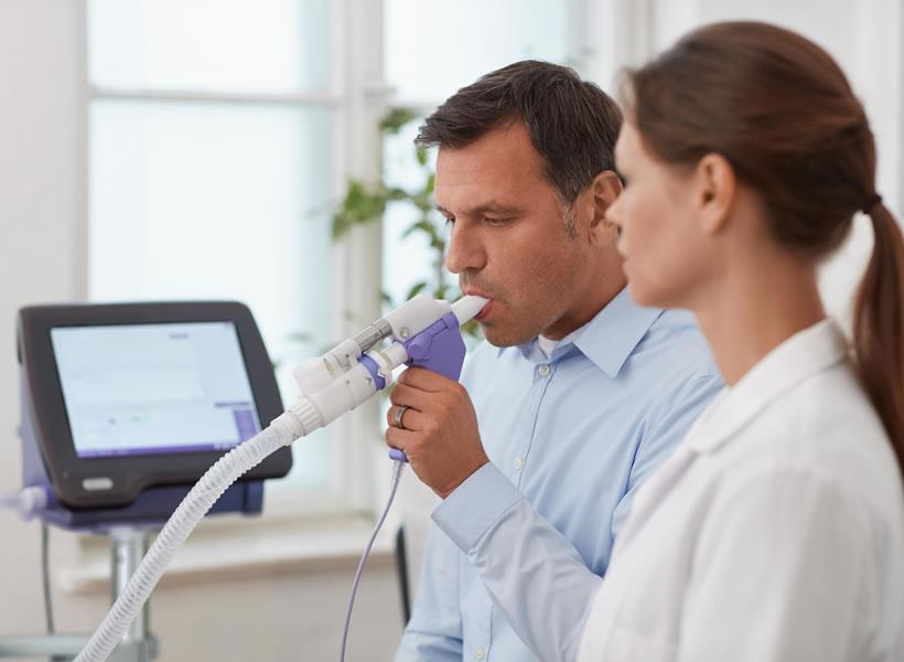 La Spirometria