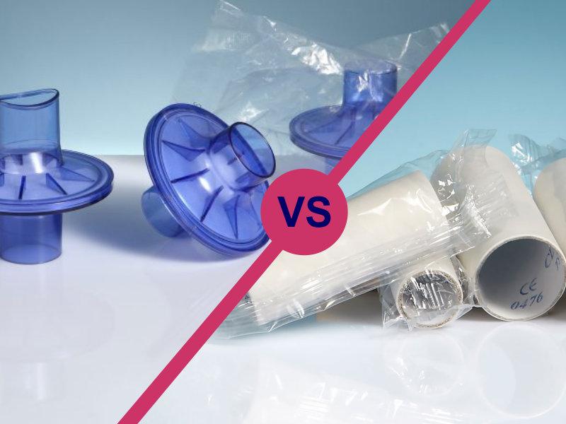 Filtro AVB o boccaglio monouso, quale risulta essere più sicuro?